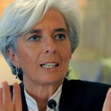 Christine Lagarde Managing Director of the International Monetary Fund (IMF)
